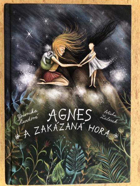 Agnes-a-Zakazana-hora-kniha